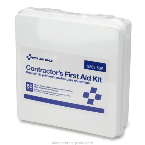 Royal Industries FAK 50 P First Aid Supplies (Magnified)
