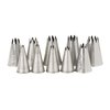 Royal Industries PST 2 ST Cake Decorating Tube Tips