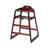 Royal Industries ROY 700 M High Chair, Wood