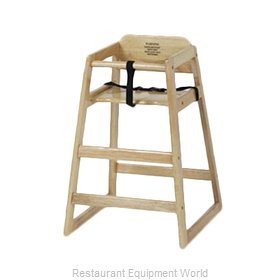 Royal Industries ROY 702 N High Chair, Wood