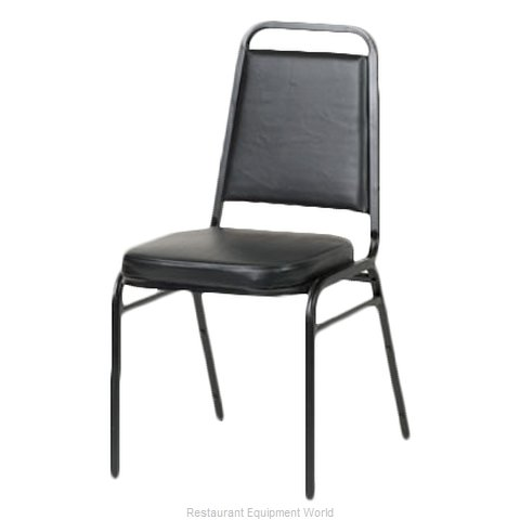 Royal Industries ROY 718 B Chair Side Stacking Indoor