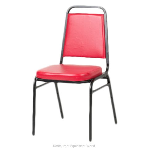 Royal Industries ROY 718 R Chair Side Stacking Indoor