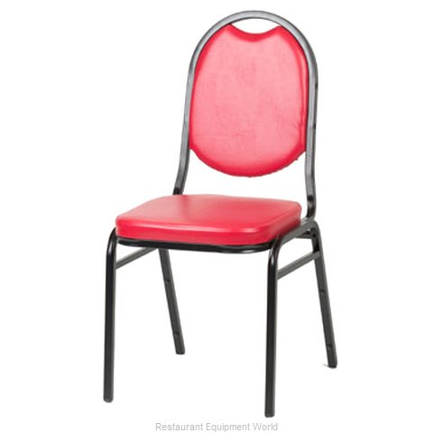 Royal Industries ROY 719 R Chair Side Stacking Indoor
