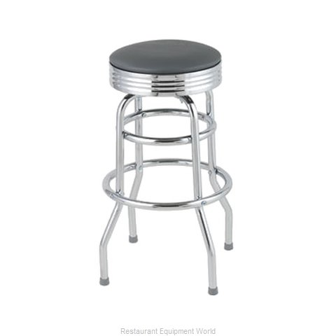 Royal Industries ROY 7710-2 GY Bar Stool Swivel Indoor