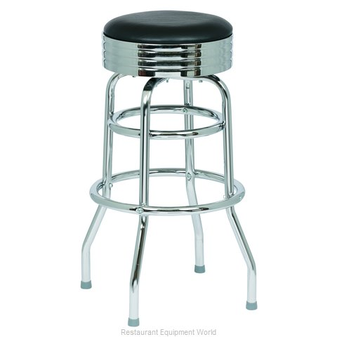 Royal Industries ROY 7710 B Bar Stool Swivel Indoor
