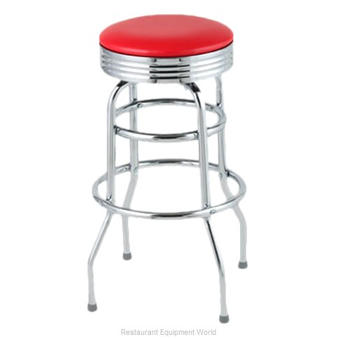 Royal Industries ROY 7710 R Bar Stool Swivel Indoor (Magnified)