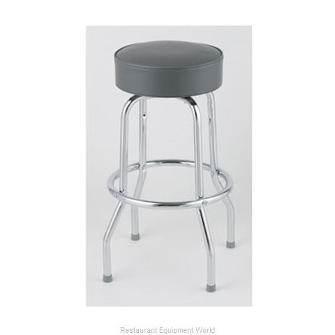 Royal Industries ROY 7711-2 GY Bar Stool Swivel Indoor