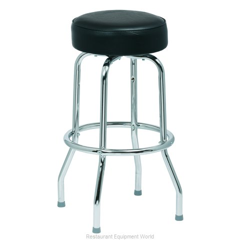 Royal Industries ROY 7711 B Bar Stool, Swivel, Indoor (Magnified)