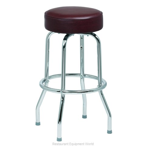 Royal Industries ROY 7711 BRN Bar Stool Swivel Indoor (Magnified)