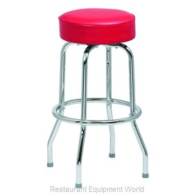Royal Industries ROY 7711 R Bar Stool, Swivel, Indoor