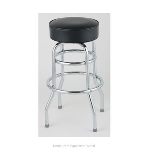 Royal Industries ROY 7712-2 B Bar Stool Swivel Indoor