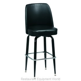 Royal Industries ROY 7714 B Bar Stool Swivel Indoor