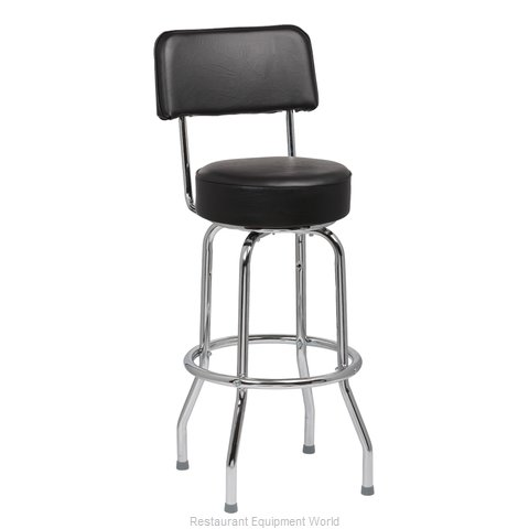Royal Industries ROY 7715 B Bar Stool, Swivel, Indoor (Magnified)