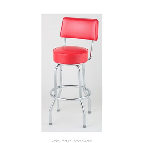 Royal Industries ROY 7715 R Bar Stool Swivel Indoor (Magnified)