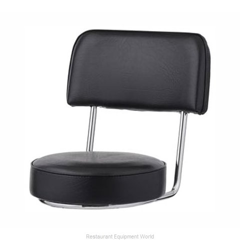 Royal Industries ROY 7715 SR Bar Counter Stool Seat (Magnified)