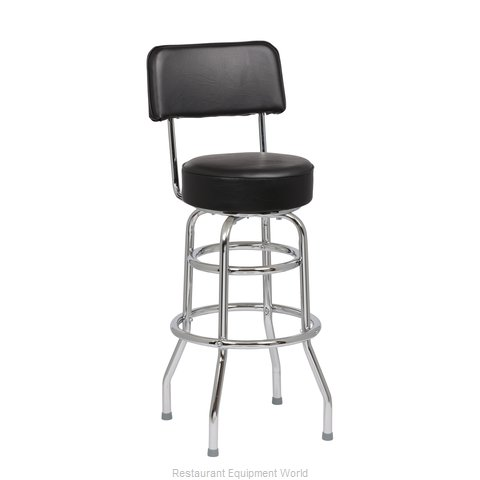 Royal Industries ROY 7716 B Bar Stool Swivel Indoor