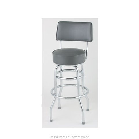 Royal Industries ROY 7716 GY Bar Stool Swivel Indoor