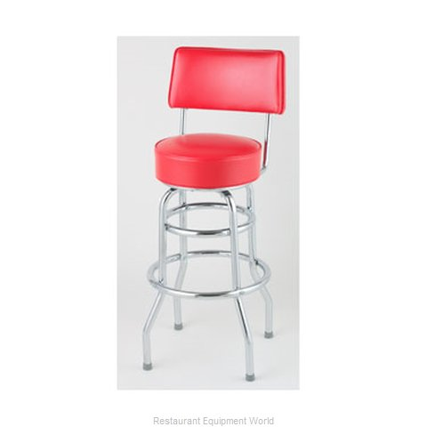 Royal Industries ROY 7716 R Bar Stool Swivel Indoor (Magnified)