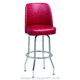Royal Industries ROY 7721 CRM Bar Stool Swivel Indoor