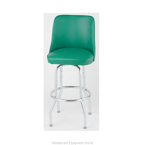 Royal Industries Roy 7721 Gn Bar Stool Swivel Indoor