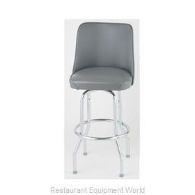Royal Industries ROY 7721 GY Bar Stool Swivel Indoor