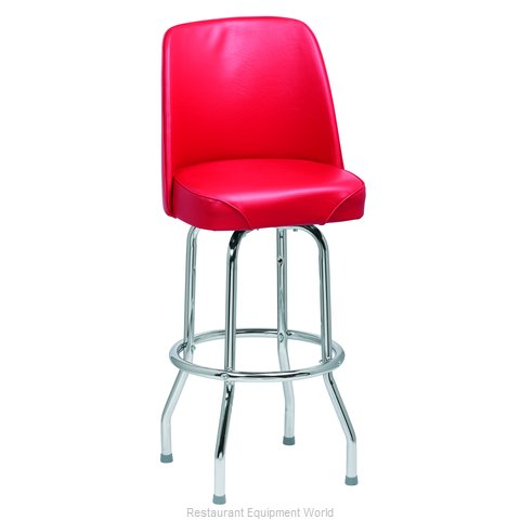 Royal Industries ROY 7721 R Bar Stool, Swivel, Indoor (Magnified)