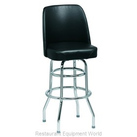 Royal Industries ROY 7722 B Bar Stool, Swivel, Indoor