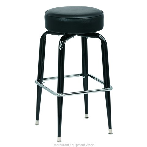Royal Industries ROY 7723 B Bar Stool Swivel Indoor