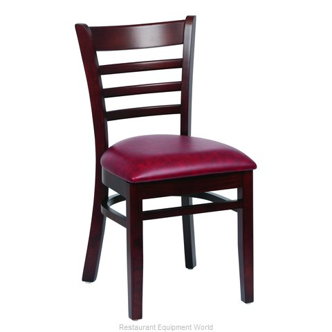 Royal Industries ROY 8001 W CRM Chair, Side, Indoor