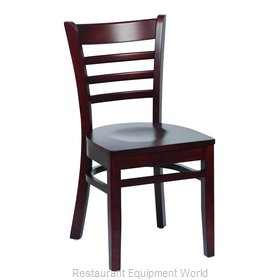 Royal Industries ROY 8001 W Chair, Side, Indoor