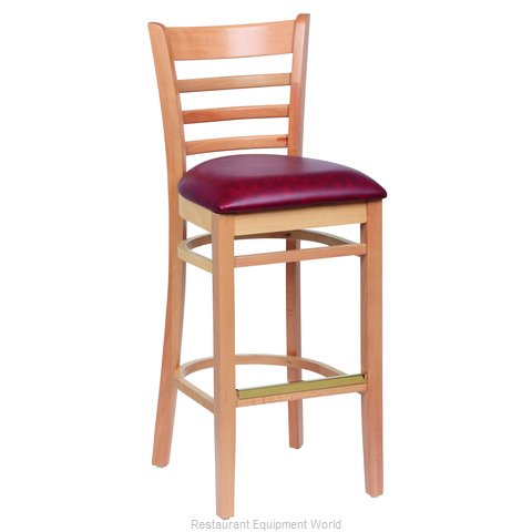 Royal Industries ROY 8002 N CRM Bar Stool Indoor
