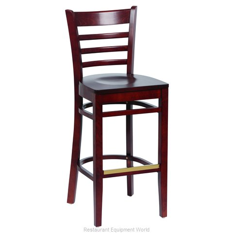 Royal Industries ROY 8002 W Bar Stool Indoor