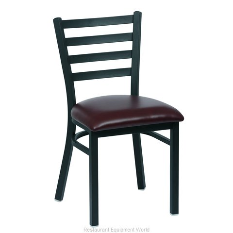 Royal Industries ROY 9001 BRN Chair Side Indoor