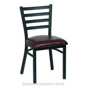 Royal Industries ROY 9001 BRN Chair, Side, Indoor