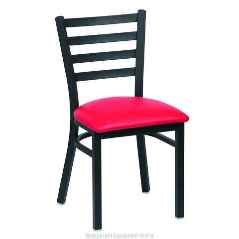Royal Industries ROY 9001 RED Chair Side Indoor