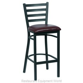 Royal Industries ROY 9002 BRN Bar Stool, Indoor