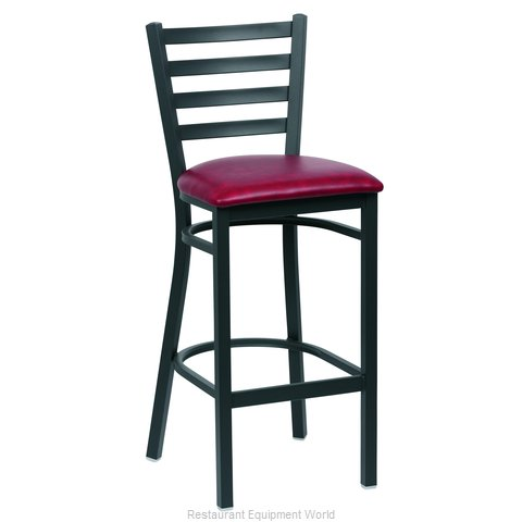 Royal Industries ROY 9002 CRM Bar Stool, Indoor