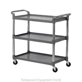 Royal Industries ROY BC 4019 GRY Bus Cart