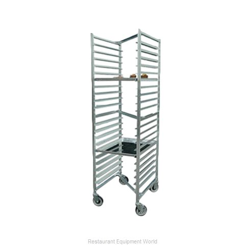 Royal Industries ROY BPR 20 Z Rack Mobile Bun Sheet Pan 18 x26