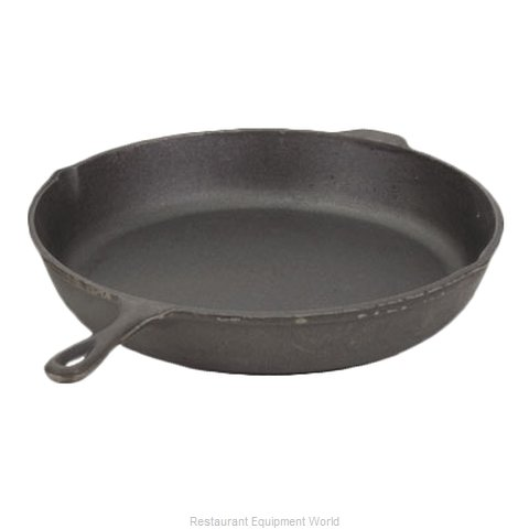 Royal Industries ROY CI 1155 Cast Iron Fry Pan Skillet