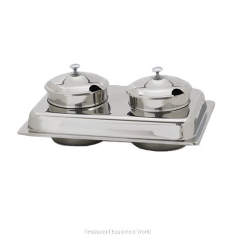 Royal Industries ROY COH SS 2 Chafing Dish, Parts & Accessories