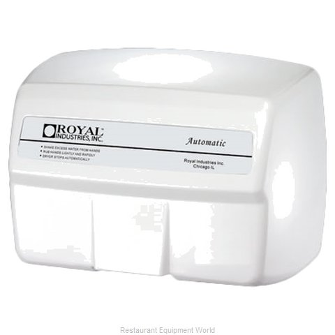 Royal Industries ROY DRY 2200EA Hand Dryer