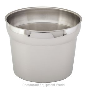 Royal Industries ROY IST 10 1/2 Vegetable Inset For Steam Table