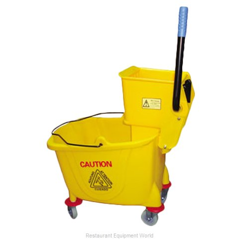 Royal Industries ROY MBKY 9 Mop Bucket Wringer Combination