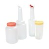 Royal Industries ROY PB 2 RED Drink Bar Mix Pourer Complete Unit
