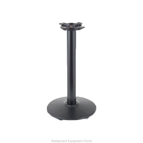 Royal Industries ROY RTB 30 R Table Base Metal (Magnified)