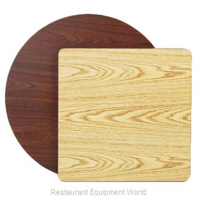 Royal Industries ROY RTT 3636 T Table Top Laminate