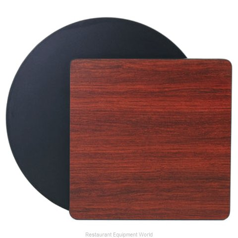Royal Industries ROY RTT BM 2442T Table Top Laminate (Magnified)