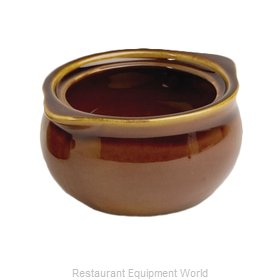 Royal Industries ROY SOUP 12 Soup Bowl Crock, Onion