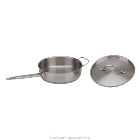 Royal Industries ROY SS SAUTE 5 Induction Saute Pan (Magnified)